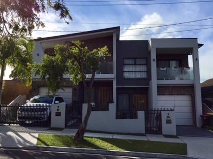 Moderne duplex in onze wijk
